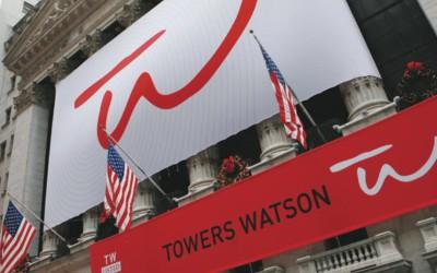 Online partners van Towers Watson