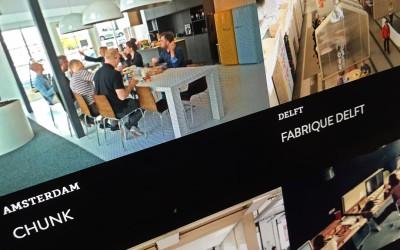 PLEK zoekt werkplekken bij creatieve bureaus