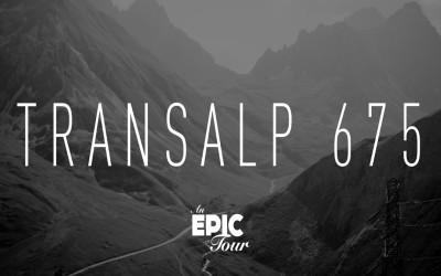 EPIC Cycling Tour 2015: Transalp 675